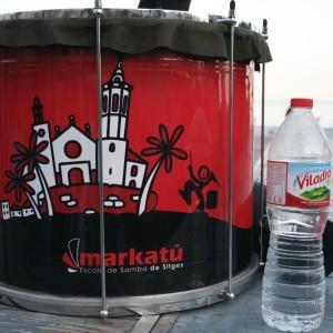 Markatu Sitges Festival Drummers