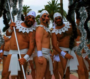 Of All Sitges Festivals and Events Gay Pride is the most GLAM!