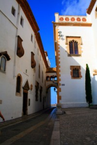 Sitges, Area of Calm and Museum District