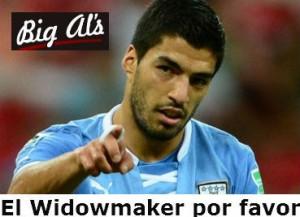 Divine Intervention for Luis Suarez?