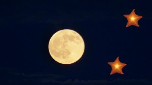 Sitges, Supermoons, Shooting Stars and Meteor Showers, August 2014